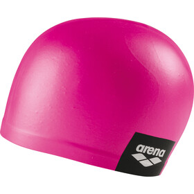 arena Logo Moulded Swimming Cap pink